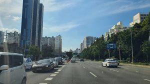 driving way